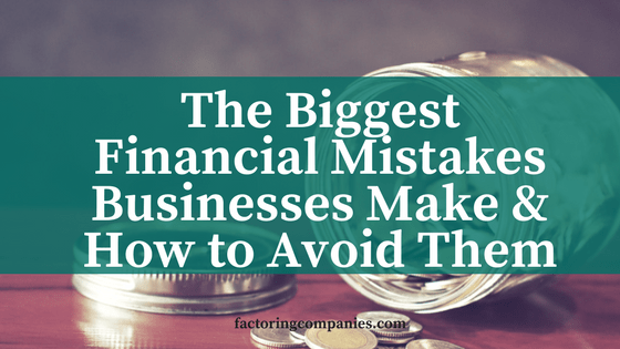 biggest financial mistakes blog