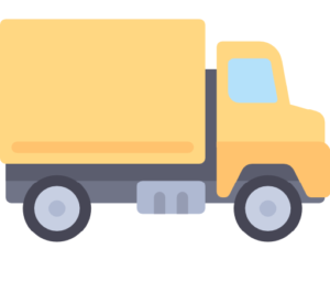 truck factoring icon