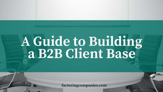 Building B2B Title