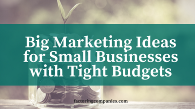 Low-budget marketing strategies to promote your small business