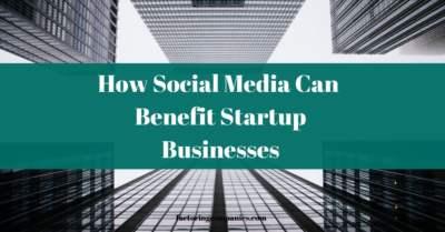 social media for startup businesses