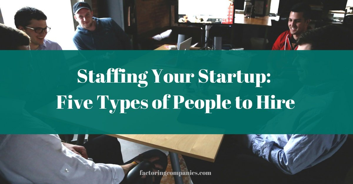 people to hire at your startup